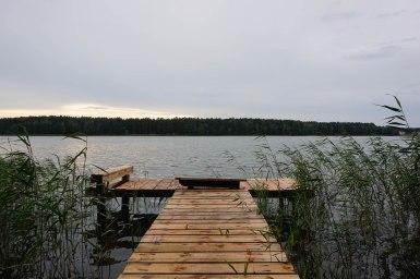 Mazuri-tavak, Swaderki kemping, Lengyelország