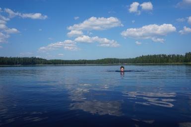 Egy tó a sok közül, Rautajarvi