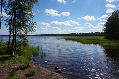 Egy tó a sokból, Oulu
