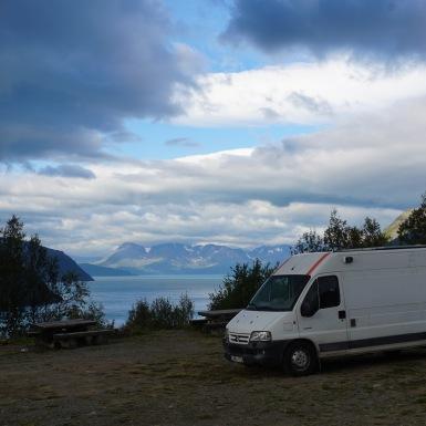 Lille Altafjorden, Norvégia