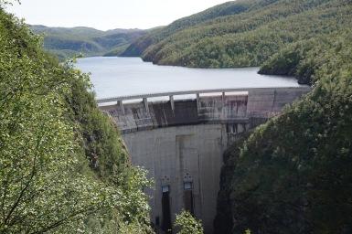 Alta Dam, Norvégia
