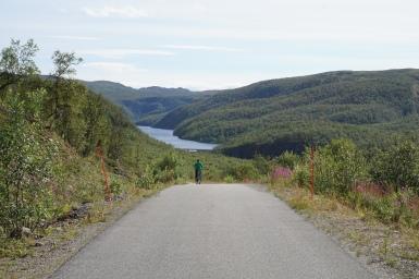 Alta Canyon, Norvégia