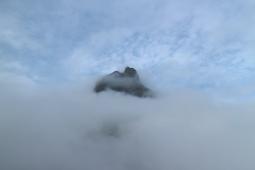 Felhők felett, Norvégia