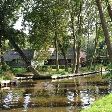 Giethoorn, Hollandia