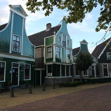 Zaanse Schans, Hollandia