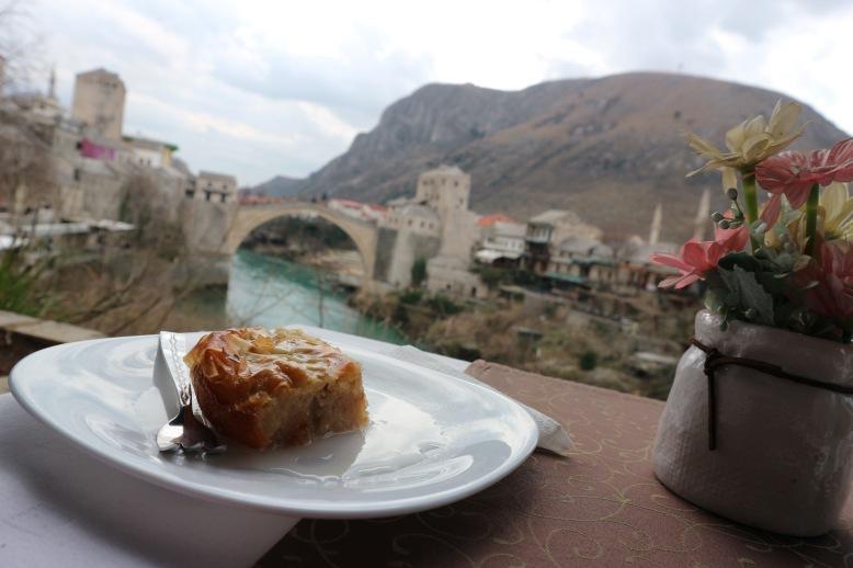 Baklava Mostarban