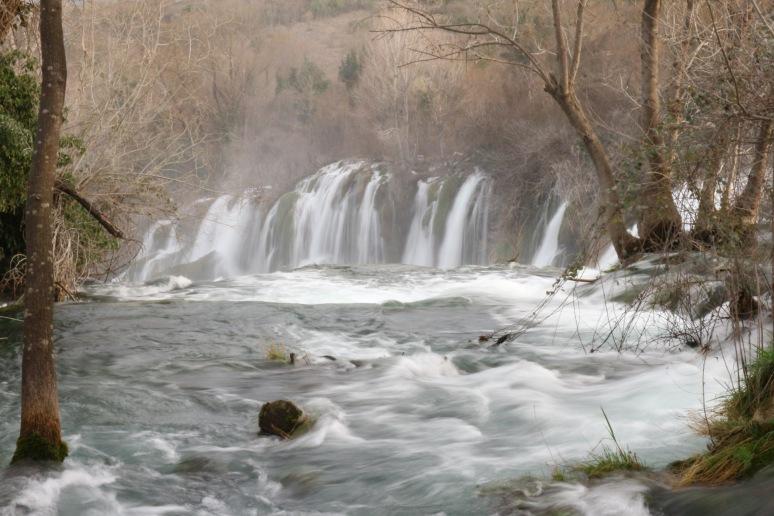 Kravica vízesés