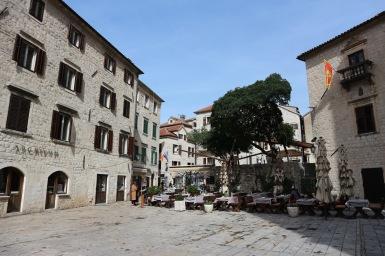 Kotor óvárosa