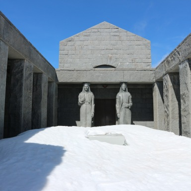 Mausoleum of Petar II Petrovic-Njegos