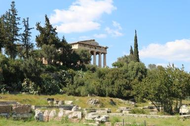 Hephaestus temploma