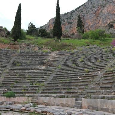 Delphoi színház