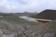 Meke Tuzlası Krater Gölü