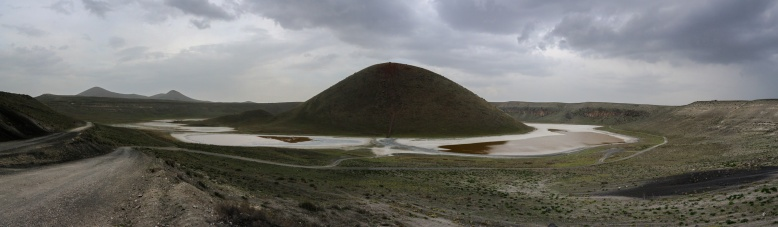 Panorama_Meke crater lake4