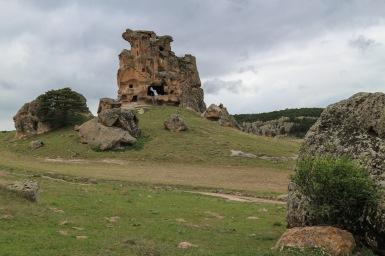 Midas szikla város